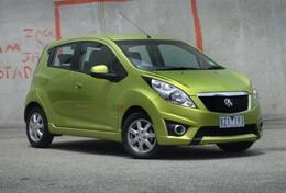 Holden Barina Spark I Hatchback