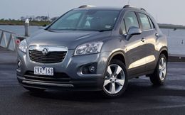 Holden Trax I Closed Off-Road Vehicle