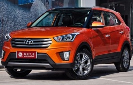 Hyundai Creta I Closed Off-Road Vehicle
