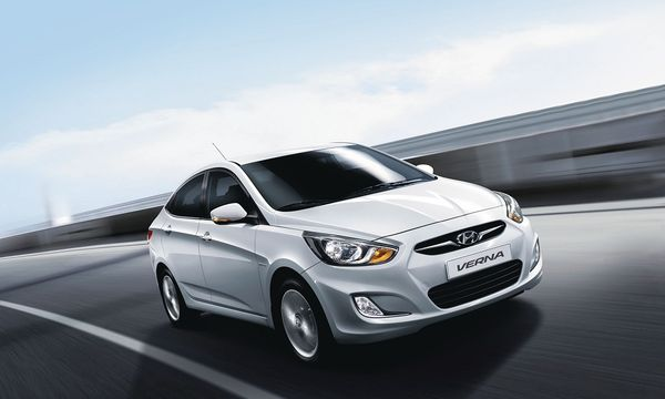 Hyundai Verna RB Saloon