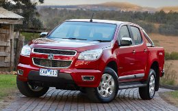 Holden Colorado II (RG.I) Pickup Crew Cab