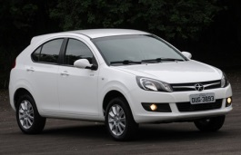 JAC J3 (Tojoy) I Restyling Hatchback