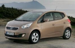 Kia Venga YN Hatchback