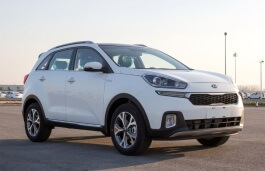 Kia KX3 I Closed Off-Road Vehicle
