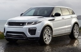Land Rover Range Rover Evoque I Restyling Closed Off-Road Vehicle