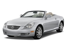 Lexus SC wheels and tires specs icon