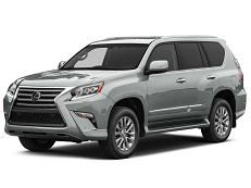 Lexus GX J150 Closed Off-Road Vehicle