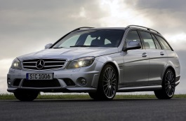 Mercedes-Benz C-Class AMG III (W204/S204) Estate