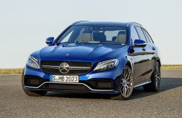 Mercedes-Benz C-Class AMG IV (W205/S205) Estate