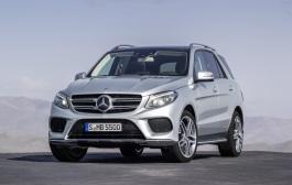 Mercedes-Benz GLE-Class I (W166/C292) Closed Off-Road Vehicle