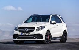 Mercedes-Benz GLE AMG I (W166/C292) Closed Off-Road Vehicle