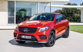 Mercedes-Benz GLE-Class I (W166/C292) Coupe