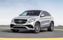 Mercedes-Benz GLE AMG I (W166/C292) Coupe