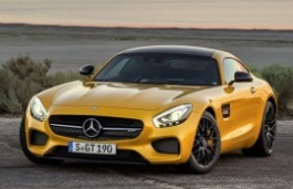 Mercedes-Benz AMG GT I (C190) Coupe