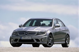 Mercedes-Benz C-Class AMG III (W204/S204) Saloon