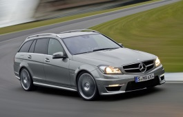 Mercedes-Benz C-Class AMG III (W204/S204/C204) Restyling Estate