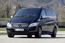 Mercedes-Benz Viano I (W639) Restyling MPV