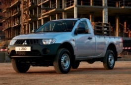 Mitsubishi L200 IV Pickup