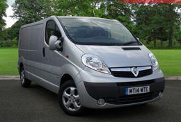 Vauxhall Vivaro A Van