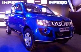 Mahindra Imperio I Pickup