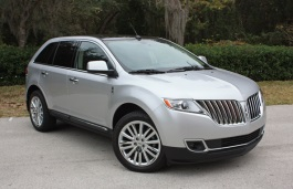 Lincoln MKX I Restyling SUV