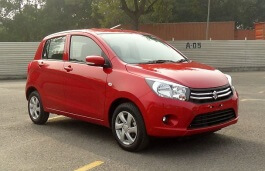 Maruti Celerio wheels and tires specs icon
