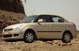 Maruti Swift DZire wheels and tires specs icon