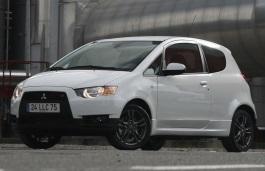 Mitsubishi Colt VII Restyling Hatchback