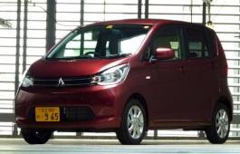 Mitsubishi eK Wagon III Hatchback