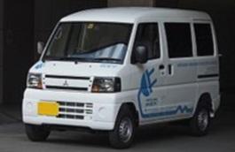 Mitsubishi Minicab-MiEV VI Van