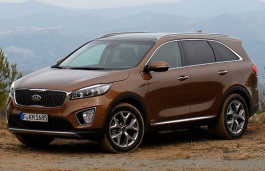Kia Sorento III Closed Off-Road Vehicle