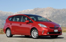 Toyota Prius+ wheels and tires specs icon