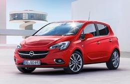 Opel Corsa D Restyling III Hatchback