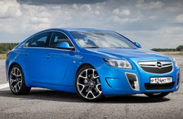 Opel Insignia OPC Limousine