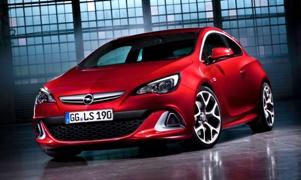 Opel Astra OPC J Hatchback