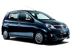 Perodua Viva l Hatchback