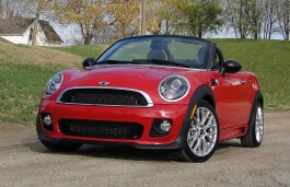 MINI Roadster wheels and tires specs icon