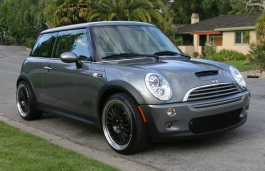 MINI Cooper II (R53) Hatchback