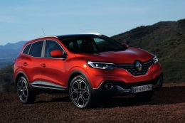 Renault Kadjar I Closed Off-Road Vehicle