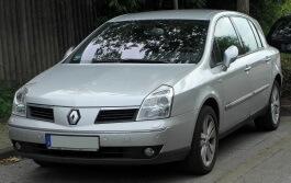 Renault Vel Satis I Facelift Hatchback
