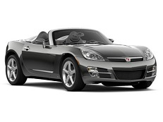 Saturn Sky GM Kappa Convertible
