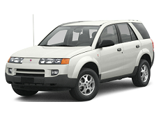 Saturn Vue GM Theta I Closed Off-Road Vehicle
