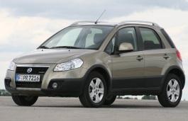 Fiat Sedici I Hatchback