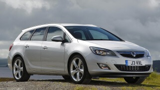 Vauxhall Astra J Restyling Estate