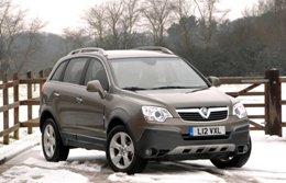 Vauxhall Antara A SUV