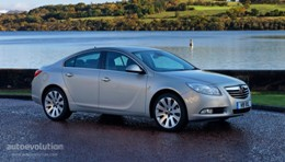 Vauxhall Insignia A Saloon