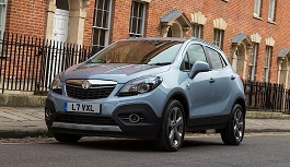 Vauxhall Mokka A Closed Off-Road Vehicle