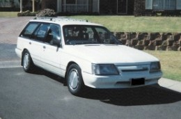 Holden Commodore I (VK) Kombi
