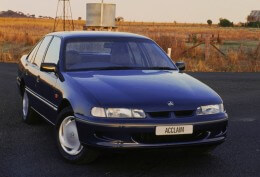 Holden Commodore II (VR) Saloon