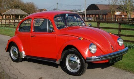 Volkswagen Beetle VW 1200 (L) Coupe